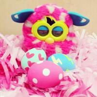 Easter Furby Egsss… Egggssss….