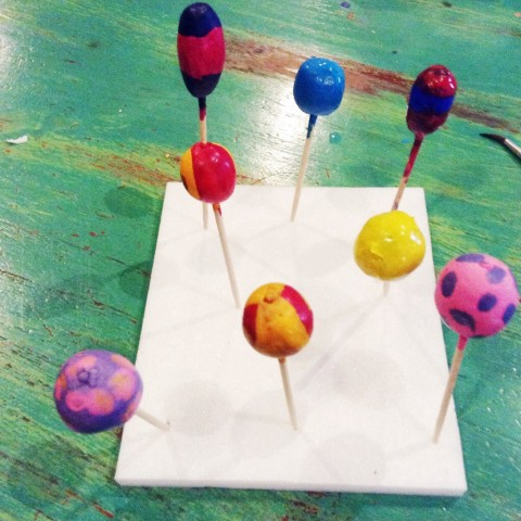 Workshop Kittykitz #13 : Make your own necklace… And beads (Mom&Kids)