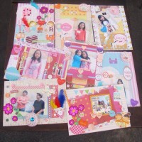 Workshop Kittykitz #16 : Scrapbook (Mom&Kids)