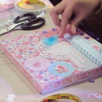 Workshop Scrapbook GoGirl! Expo 2014