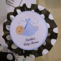 Imelda's Baby Shower Party
