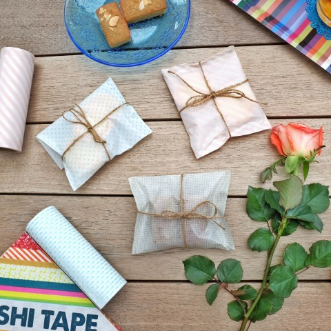 Cookies Wrapping Idea