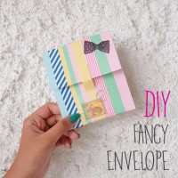 DIY : Fancy envelope