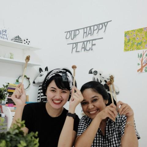 #KittyManuPlaydate : Prakarya Jaman SD-nya Puri