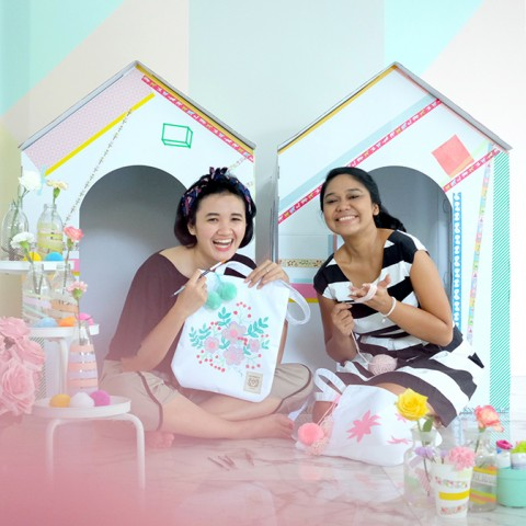 #KittyManuPlaydate : Let's Create Goodness with Kitty Manu & Martha Puri