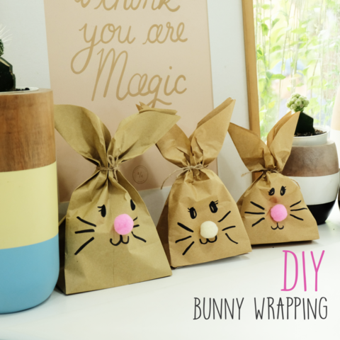 DIY : Egg Totebag